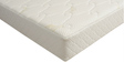 8 inch Latex Memory Queen Mattress in Light Green Color by Springtek Ortho Coir