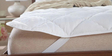 3 Pcs 100% Cotton White Allergy Free Mattress Proctector inch by Story@Home