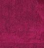 Avira Home Magenta 100% Cotton 20 x 30 Inch Classic Reversible Door Mat