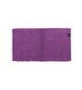 Avira Home Purple Cotton 18 x 30 Bath Mat - Set of 2