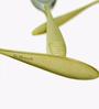 Awkenox Maiden Stainless Steel Tea Spoons - Set of 6 (Model: B - Maiden003-Ts-006)