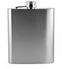 Barworld 532 ML Brown Color Hip Flask with Siling Pouch