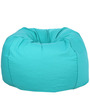 ORGANIC COTTON Bean Bag Cover in Green Colour by Reme