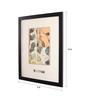 Bloomfields Premium Digital Paper 9 x 14 Inch Flower by Howard Hersh Framed Digital Art Print