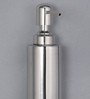 Cipla Plast Silver Stainless Steel Bathroom Accessories - Set of 2