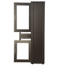 Display Cabinet in Walnut Finish by Godrej Interio