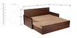 Dollop Slider Bed in Beige Colour by Auspicious Home