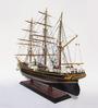 E-Studio Multicolour Solid Wood Sigyn Ship Collectible