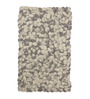 Anapolis Carpet in grey and white by CasaCraft