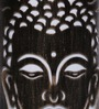 Height of Designs Buddha White Acrylic Table Lamp