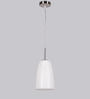Jainsons Emporio Cleome Texture Silver Metal Pendant Lamp