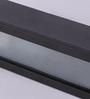 Jainsons Emporio White Glass Recessed Wall Light