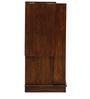 Jalisco Sheesham Wood Bar Cabinet in Natural Finish by Tezerac