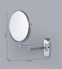 JJ Sanitaryware MF 05 Chrome Brass Shaving Mirror