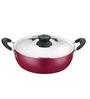 Kitchen Essentials Aluminium Induction Nonstick Cookware Set - Set Of 4
