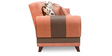 Lima Three Seater Sofa cum Bed in Creamy Beige Colour by Urban Living