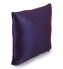 Lushomes Purple Polyester 12 x 12 Inch Cushion Covers - Set of 10