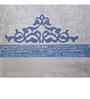 Maspar Blue 100% Cotton 33 x 63 Hand Towel
