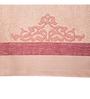 Maspar Red 100% Cotton 33 x 63 Hand Towel