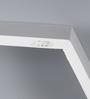 Montse Wall Shelf in White by CasaCraft