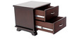 New Design Low Fendi King Bed and Two Side Tables by Looking Good Furniture