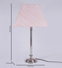 Contagem Table Lamp in Off White by CasaCraft