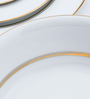 Noritake Gloria Porcelain Dinner Plate - Set of 6