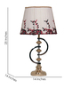 Obiwon Table Lamp in White by Bohemiana