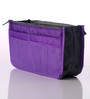 Packnbuy Nylon Purple Purse Switcher Handbag Organiser