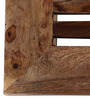 Raliegh Coffee Table in Natural Sheesham Wood Finish by Woodsworth
