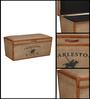 Blaque Trunk Box by Bohemiana