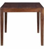 Mauston Two Seater Dining Set with Bench in Provincial Teak Finish by Woodsworth