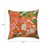 Sej by Nisha Gupta Multicolour Cotton 16 x 16 Inch HD Digital Printed Abstract Cushion Covers - Set of 8