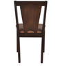 Spectrum Dining Chair in Antique Cherry Finish by @Home