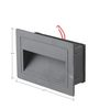 SuperScape Outdoor Lighting Outdoor Step Light Concealed