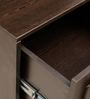 TiagoDresser with Mirror in Wenge Colour by HomeTown