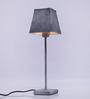 Ujjala White Metal Table Lamp