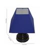 Yashasvi Draco Blue Iron Table Lamp