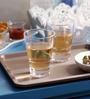 Yujing Triumph 300 ML Whisky Tumbler Glasses - Set of 6